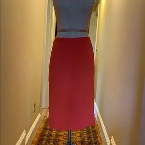 Rodier Knit Skirt